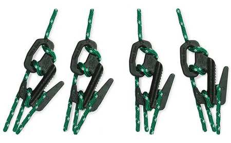 Nite Ize Bungee Cord Carabiner 4-8/25 In.L