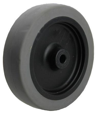 Value Brand Caster Wheel TPR 5 in. 145 lb.