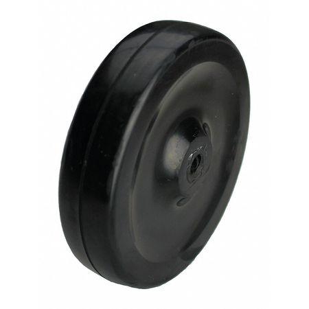 Value Brand Caster Wheel Rubber 4 in. 140 lb.