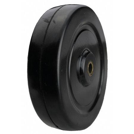 Value Brand Caster Wheel Rubber 5 in. 200 lb.