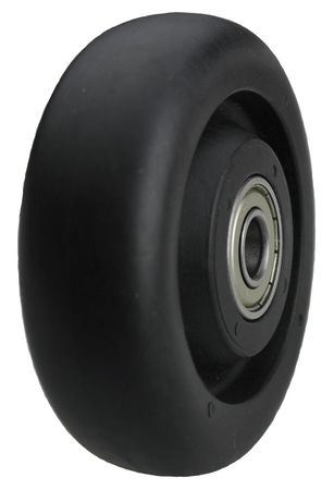 Value Brand Caster Wheel 1-5/8 in. Hub L 450 lb.