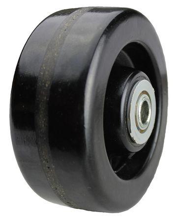 Value Brand Caster Wheel Phenolic 5 in. 500 lb.