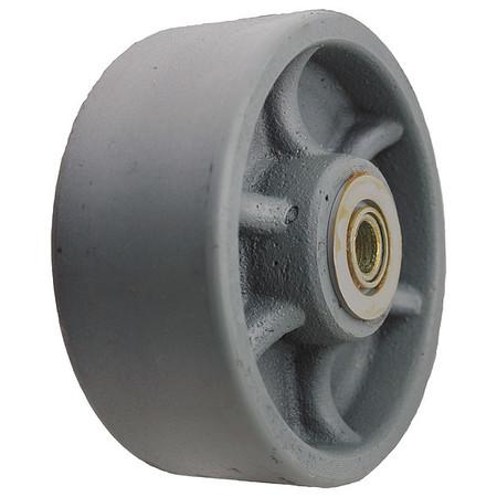 Value Brand Caster Wheel Cast Iron 8 in. 1600 lb.