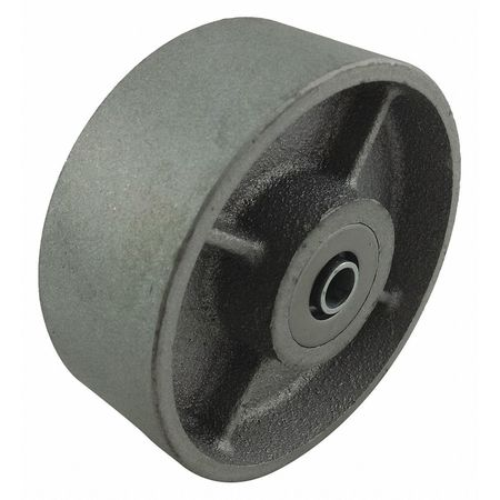 Value Brand Caster Wheel Cast Iron 4 in. 650 lb.