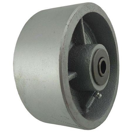 Value Brand Caster Wheel Cast Iron 1400 lb. Gray