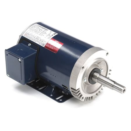 Close Coupled Pump Motor 3 Phase 1 HP Model 143TTDR6030 by USA Marathon Close Coupled Pump Motors