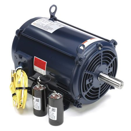 Farm Duty Motor 1 Ph 3495 rpm 10 HP 230V by USA Marathon AC Farm Duty Motors