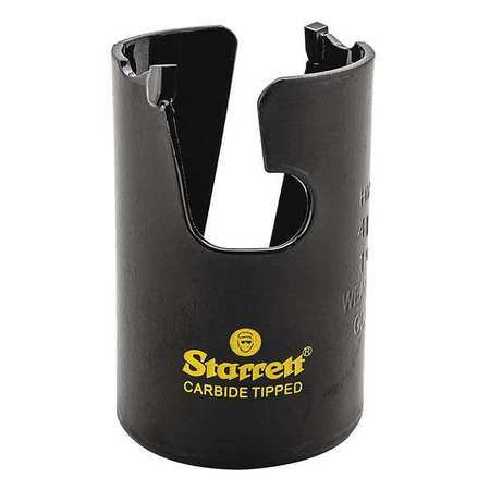 Starrett SM100 Tct Holesaw 100mm Carbide Tipped For Stainless,Steel,Wood,Plastic