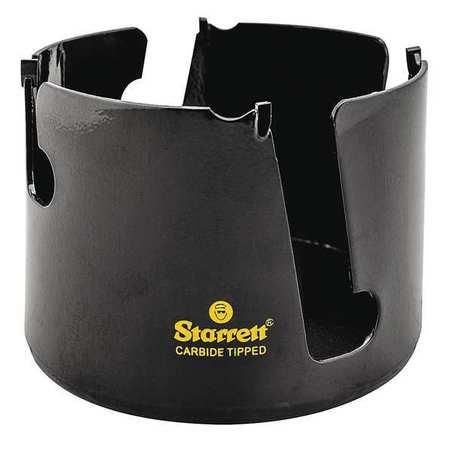 "Starrett 3 3/8"" Tungsten Carbide Tipped Hole Saw Multi Purpose Min. Qty 10"