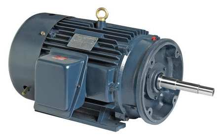 CC Pump Motor 3 Phase TEFC 15HP 575V by USA Marathon Close Coupled Pump Motors