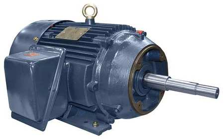 CC Pump Motor 3 Ph TEFC 15HP 254JM Model CPE41 by USA Century Close Coupled Pump Motors