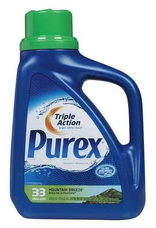 Purex 150 Oz. Mountain Breeze Detergent, 4 Pack
