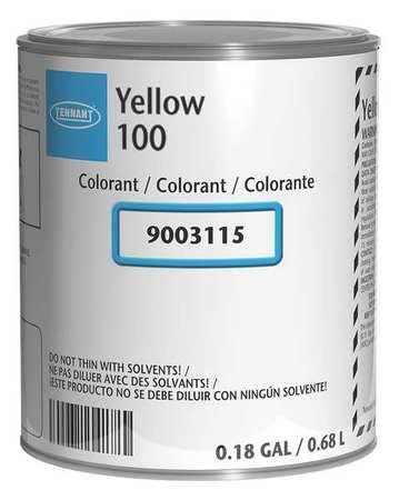 Colorant,1 Qt.,yellow