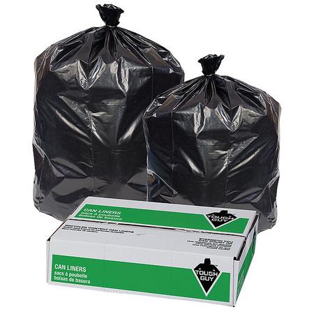 Trash Bags, 32 Gal., 2.5 Mil, Pk50