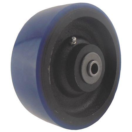 Value Brand Caster Wheel Polyurethane 6 in. 1230 lb. Type 29XU85
