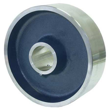 Value Brand Caster Wheel Forged Steel 6 in. 1800 lb.