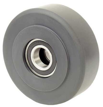 Value Brand Caster Wheel Nylon 4 in. Dia. 2000 lb.