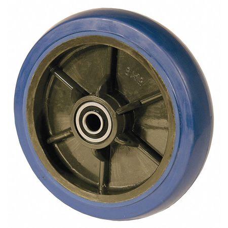 Value Brand Caster Wheel Rubber 8 in. Dia. 700 lb.