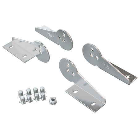Mtg Bracket Set Varitrak(R) Stee 30mml by USA Kabelschlepp Electric Cable Carriers