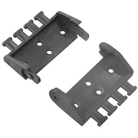 Mtg Bracket Microtrack(TM) Width 46mm by USA Kabelschlepp Electric Cable Carriers
