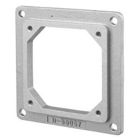 Adapter Plate Straight by USA Hubbellock Electrical Wall Plates