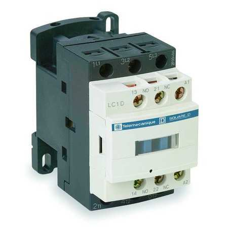 IEC Magnetic Contactor 240VAC 9A 1NC/1NO by USA Schneider Electrical Motor Magnetic Contactors