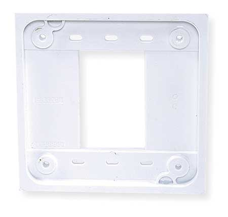 Receptacle Adapt Plate by USA Hubbell Kellems Electrical Wall Plates