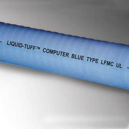 Liquid Tight Conduit 3/4 In x 500ft Blue by USA Value Brand Electrical Conduits