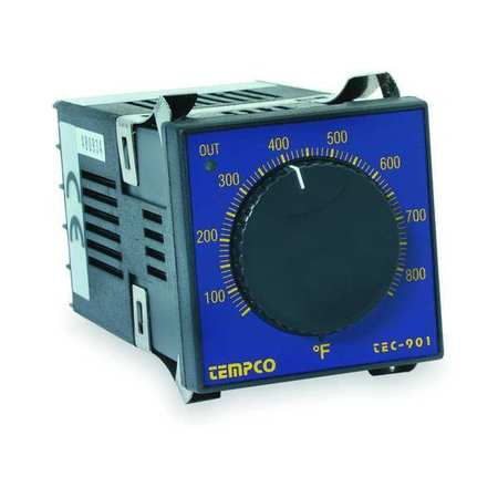 Temp Controller Analog J 100 130V by USA Tempco Industrial Automation Temperature Controllers