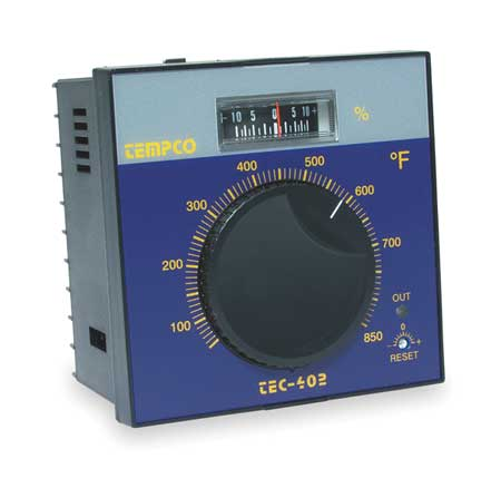 Temp Controller Analog K 120/240V by USA Tempco Industrial Automation Temperature Controllers