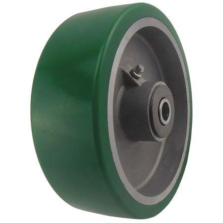 Value Brand Caster Wheel 8 in. 1500 lb. Green