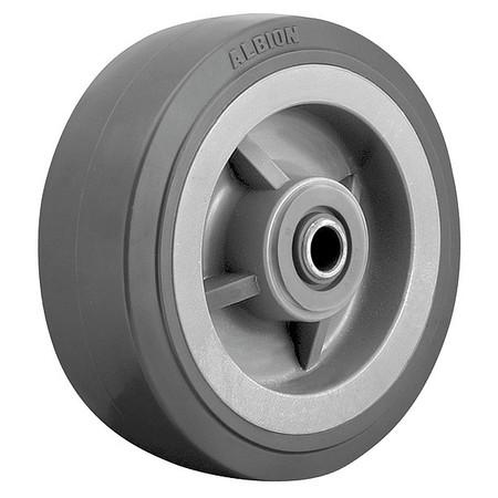 Value Brand Caster Wheel 8 in. 1000 lb. Gray Core