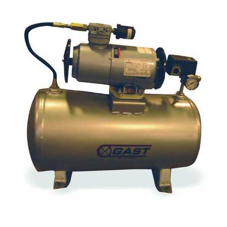 Tank Mounted Piston Dry Sprikler Compressors