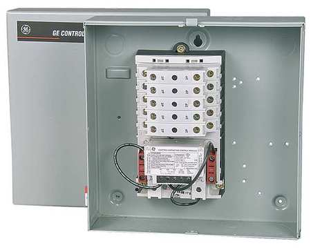 Lighting Contactr 10P 120V NEMA1 MechHld Model CR463MB0NJA10A0 by USA GE Electrical Motor Magnetic Contactors
