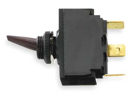 Marine Toggle Switch SPDT 1/4 in. Solder by USA Hubbell Kellems Electrical Toggle Switches