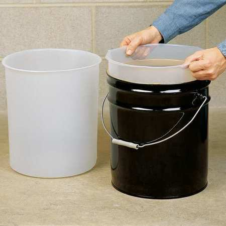 Vacuum Formed Pail Liner