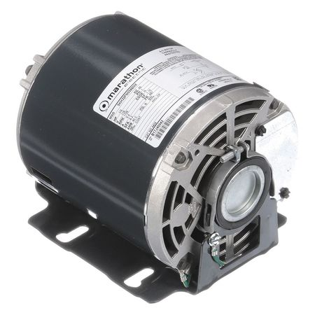 Pump Motor Split Ph 1/3 HP 1725 115V 48Y by USA Marathon Close Coupled Pump Motors