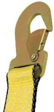 Lift-All Cargo Strap Ratchet 20 ft x 2 In 1600 lb Type TE60505X20