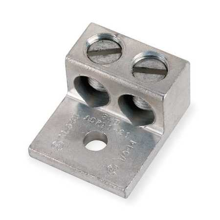 Mechanical Conn Lug 350 kcmil to 6 AWG by USA Blackburn Electrical Wire Mechanical Connectors