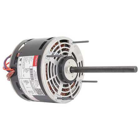 Motor 1/6hp D/D Blower by USA Dayton Direct Drive Permanent Split Capacitor Blower Motors