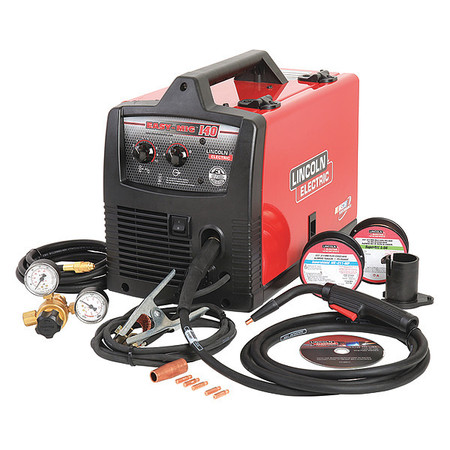 Light Industrial MIG Welders