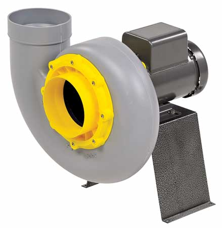 "7.87"" Wheel Direct Drive Fwd. Curve Blowers"