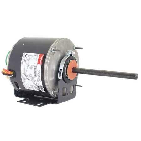 Condenser Fan Motor 1/4 HP 1075 rpm 60Hz Model 3M990 by USA Dayton Permanent Split Capacitor Condenser Fan Motors