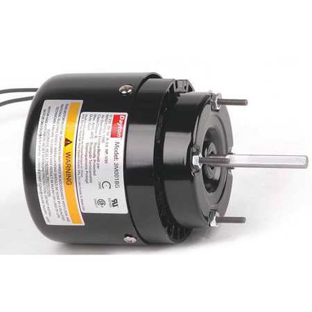 HVAC Motor 1/20 HP 1550 rpm 230V 3.3 by USA Dayton HVAC 3.3 Inch Diameter Motors