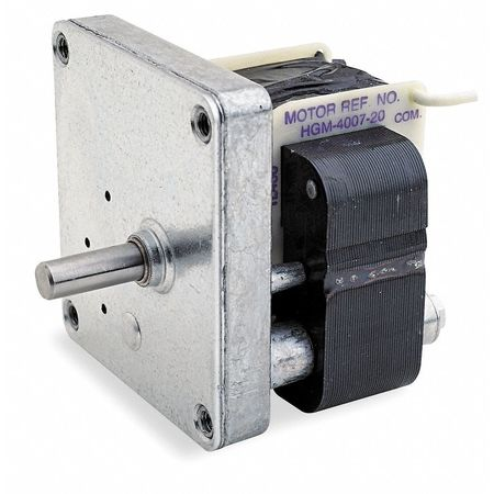 AC Gearmotor 5.8 rpm Open 230V Model 1L463 by USA Dayton AC Gear Motors