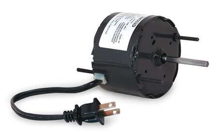 HVAC Motor 0.6A Sleeve 2 In. L Auto by USA Dayton HVAC 3.3 Inch Diameter Motors