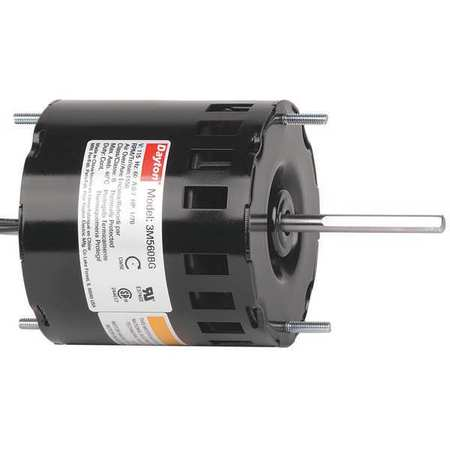 HVAC Motor 1/70 HP 1550 rpm 115V 3.3 Model 3M560 by USA Dayton HVAC 3.3 Inch Diameter Motors