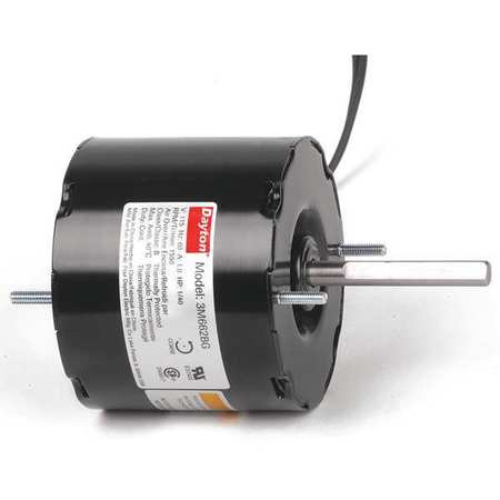 HVAC Motor 1/40 HP 1550 rpm 115V 3.3 Model 3M662 by USA Dayton HVAC 3.3 Inch Diameter Motors