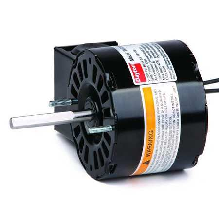 HVAC Motor 1/50 HP 1550 rpm 230V 3.3 by USA Dayton HVAC 3.3 Inch Diameter Motors