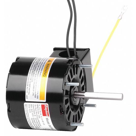 HVAC Motor 1/20 HP 1550 rpm 115V 3.3 Model 3M778 by USA Dayton HVAC 3.3 Inch Diameter Motors